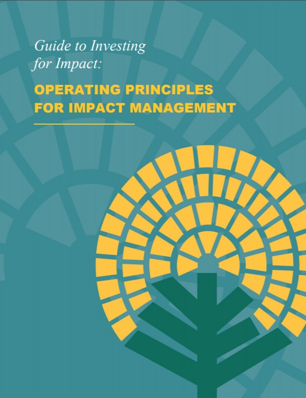 Guide to investing for impact